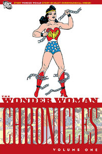 Wonder Woman Chronicles Vol 1 1