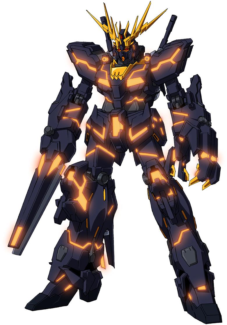 RX-0 Unicorn Gundam 02 Banshee - Gundam Wiki