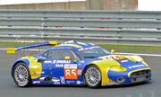 Spyker Squadron - Spyker C8 Laviolette GT2R Driven by Tom Coronel, Peter Dumbreck and Jeroen Bleekemolem