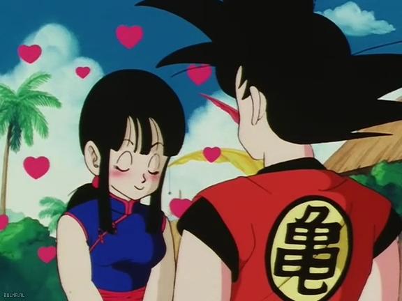 Goku vs Piccolo Jr