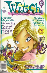 Witch cover 19