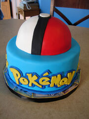 Pokemon-cake-pokeball