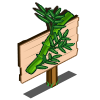 Jade Bamboo Mastery Sign-icon