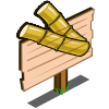 Golden Sugar Cane Mastery Sign-icon
