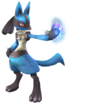 Lucario(Clear)