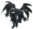 Chaos Bahamut render