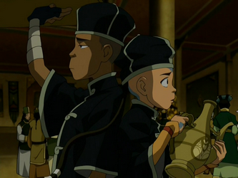 sokka relationships