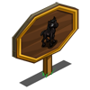 Black Belgian Foal Mastery Sign-icon