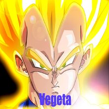 Super Saiyan Vegeta