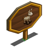 Donkey Foal Mastery Sign-icon