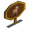 Draft Foal Mastery Sign-icon