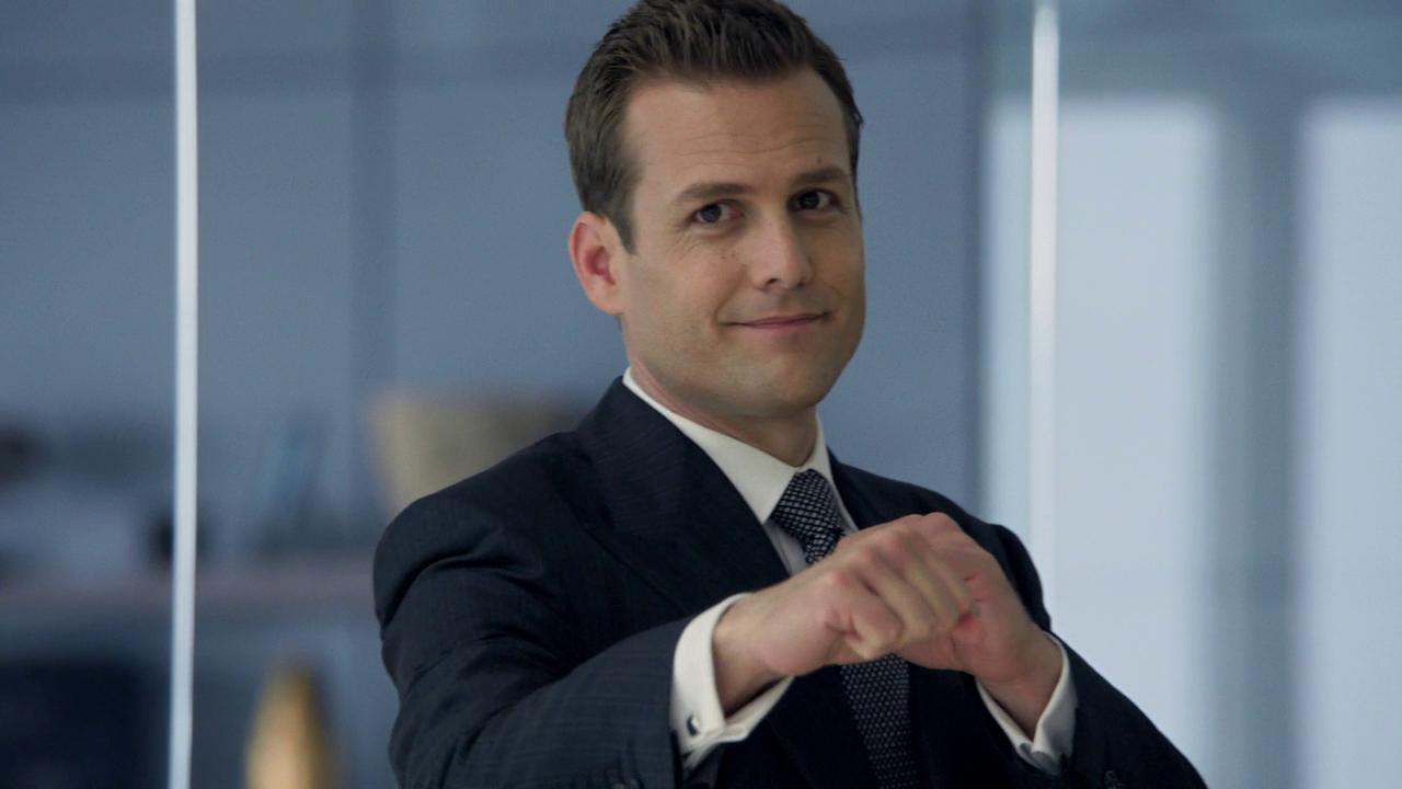 Harvey Specter - Suits...