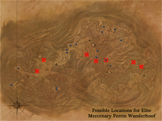 Perrin Wanderhoof Locations