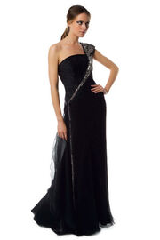Long-black-Carlos-Miele-prom-dress-2011-1-