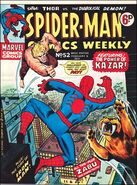 Spider-Man Comics Weekly Vol 1 52