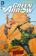Green Arrow Vol 5 12