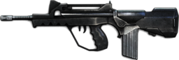 Battlefield Play4Free FAMAS Render Modified