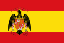 Flag of Spain 1977 1981