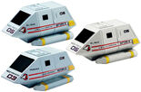 Aoshima Star Trek Shuttlepods