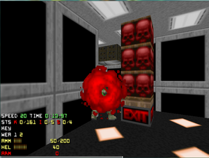 Doom2 map16 glide