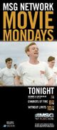 MSG Network&#39;s Movie Mondays Line-Up Video Promo For Monday Night, July 23, 2012