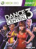 DanceCentral3Cover