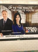WNBC-TV's News 4 Today In New York's Up To The Minute, The Minute You're Up Video Promo From June 2012