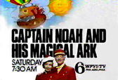 WPVI-TV's Captain Noah And His Magical Ark Video Promo From 1990