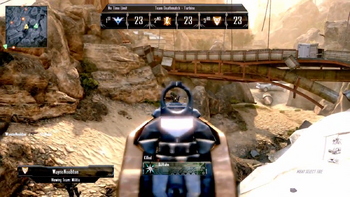 Call of Duty Black Ops II Multiplayer Trailer Screenshot 83