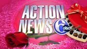 WPVI-TV's Channel 6 Action News' Happy Valentine's Day Video ID From February 14, 2012