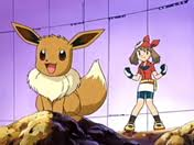 May and Eevee