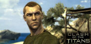 Perseus in Clash of the Titans - The Videogame