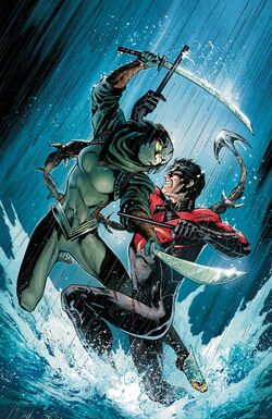 Nightwing Vol 3-14 Cover-1 Teaser