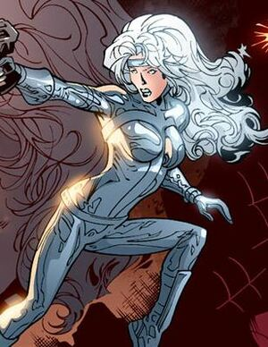 Silver Sablinova (Earth-616) from Avenging Spider-Man Vol 1 8