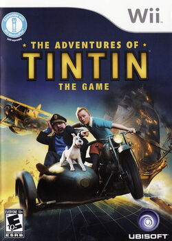 The Adventures of Tintin The Game (Wii) (NA)