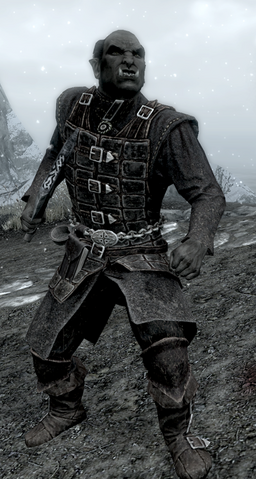 Dawnguard Scout 1