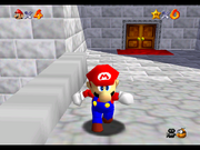 Mario Under Castle - Super Mario 64