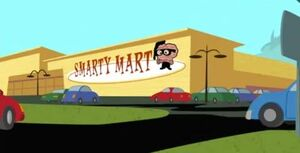 Smarty Mart
