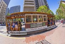 14392475-san-francisco--june-20-famous-cable-car-bus-near-fisherman-s-wharf-on-june-20-2012-in-san-francisco-