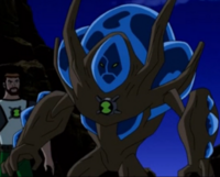Ultimate swampfire from Ben 10 000 Returns