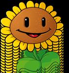 1769830-plant sunflower smiling thumb. (37 ko)