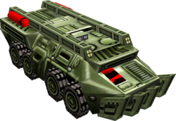 CNCG Troop Crawler +