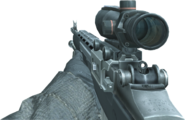 M21 ACOG Scope CoD4