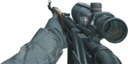 Dragunov ACOG Scope CoD4