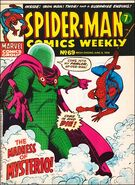 Spider-Man Comics Weekly Vol 1 69