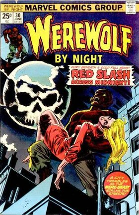 Werewolf by Night Vol 1 30