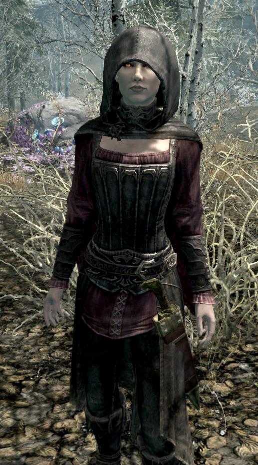 Elder Scrolls Skyrim Serana