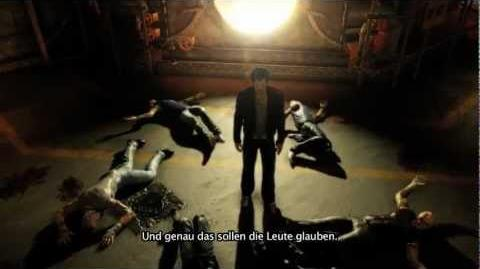 Sleeping Dogs - Story Trailer (German)