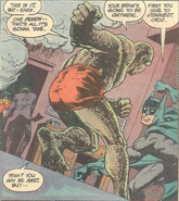 Killer Croc-All My Enemies Against Me!