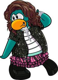 Rocky's club penguin